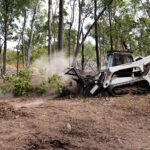 Skyline Landscape Services Landscape Maintenance Forest Mulcher Fire Safety Plan Maintenance